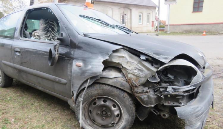 Řidička po nehodě nadýchala přes čtyři  promile. Hrozí jí až tříleté vězení