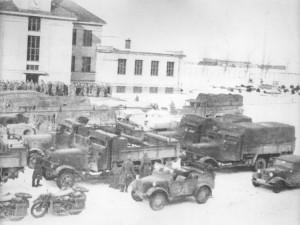 15. březen - německá armáda na královéhradeckém letišti