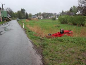 Nehoda u Olešnice