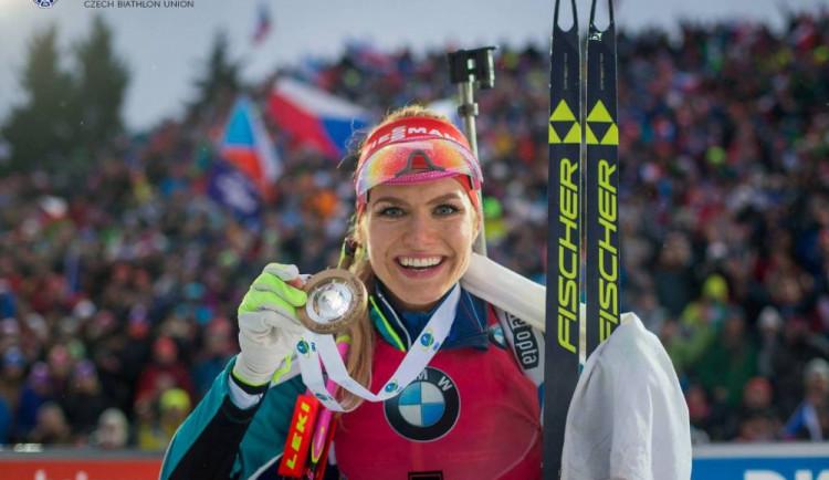 Gabriela Koukalová oznámila konec sportovní kariéry, k biatlonu se už nevrátí