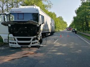 Foto z nehody u Častolovic.