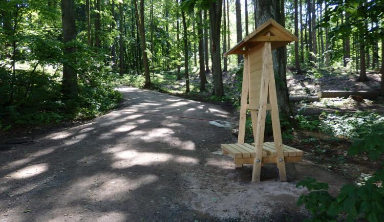 V Hořicích opravili Lesní stezku, cesta z kempu ke koupališti je jako nová