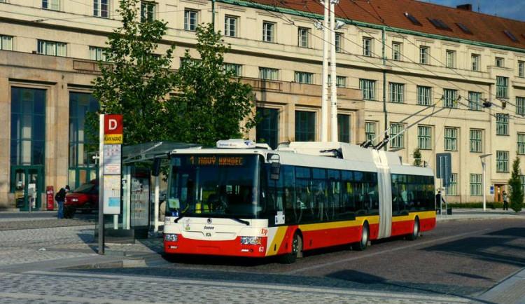 Dopravní podnik nakupuje autobusy s klimatizací. Už jich je skoro třetina