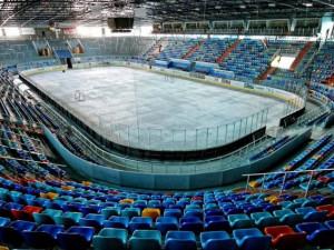 Zimní stadion HK