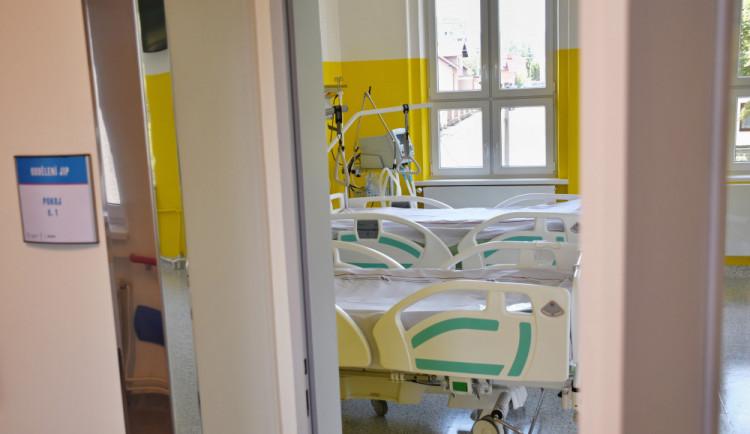 Broumovská nemocnice otevřela nové oddělení JIP za více jak 31 milionů korun