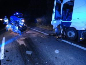 Nehoda u Dolního Lochkova