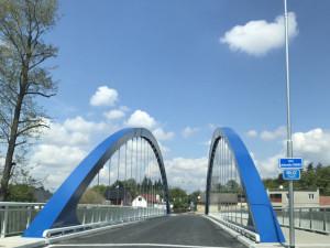 Nový most ve Svinarech