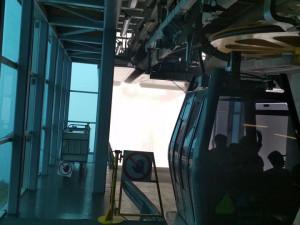 Lanovka, která cestující vyveze přímo na Sněžku