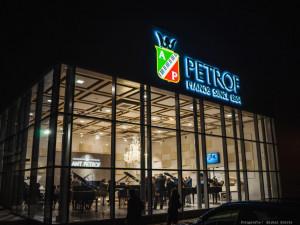 Petrof gallery se stalo stavbou roku 2018