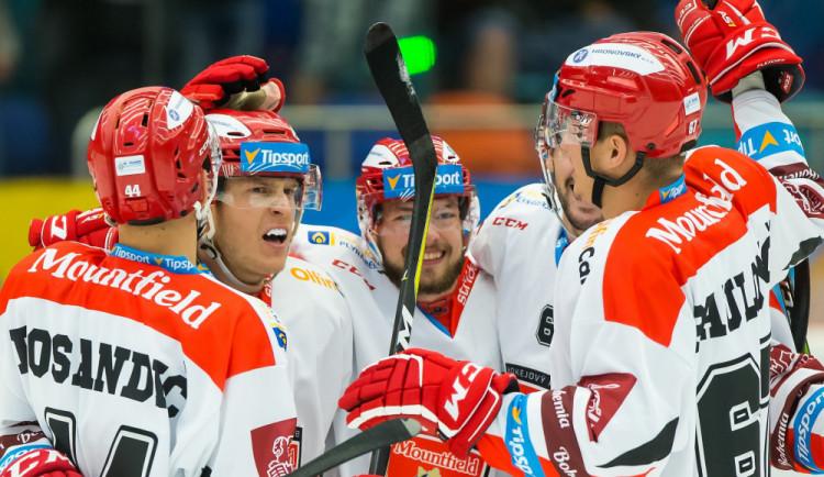 Tygři vyloupili na začátek extraligové sezony Hradec Králové