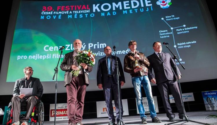 Na Náchodsku začne festival české filmové komedie