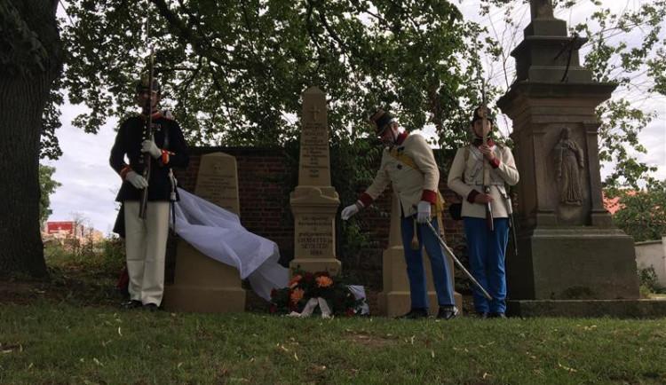 Na Hradecku jsou další dvě nově opravené památky z války 1866