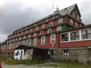 Sokolská bouda