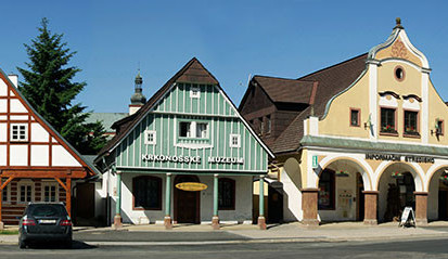 Do tendru na opravu muzea KRNAP ve Vrchlabí přišly tři nabídky. Oprava by měla vyjít na více než 200 milionů