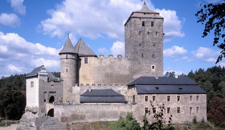 Na Jičínsku začala oprava hradu Kost za 100 milionů