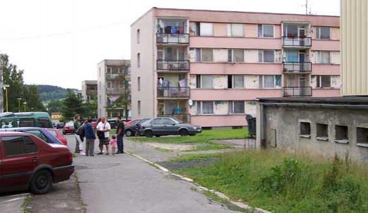 V hradeckém kraji je ohroženo sociálním vyloučením 3000 lidí, většinou jde o Romy