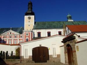 Opatství svatého Václava v Broumově