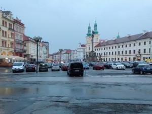 Náměstí Hradec Králové