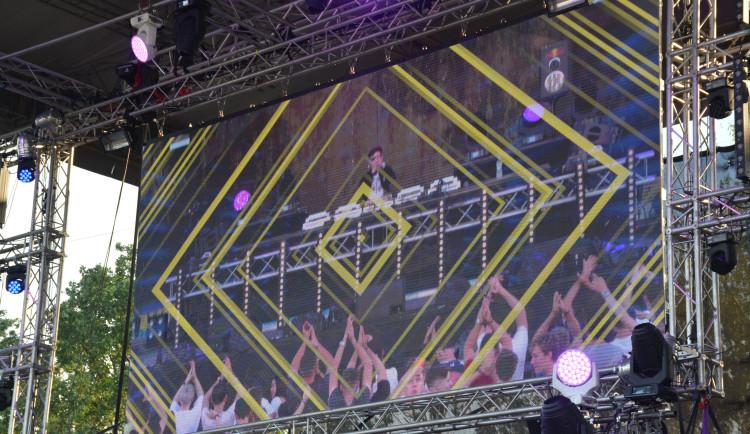 Hradecký AIR Festival začal