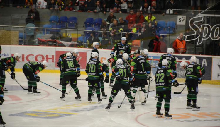 Hradečtí hokejisté porazili Karlovy Vary
